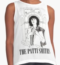 The Patti Smiths Contrast Tank