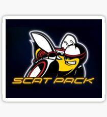 Scat pack  Sticker