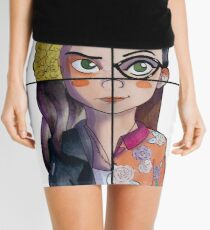 One of a kind Mini Skirt