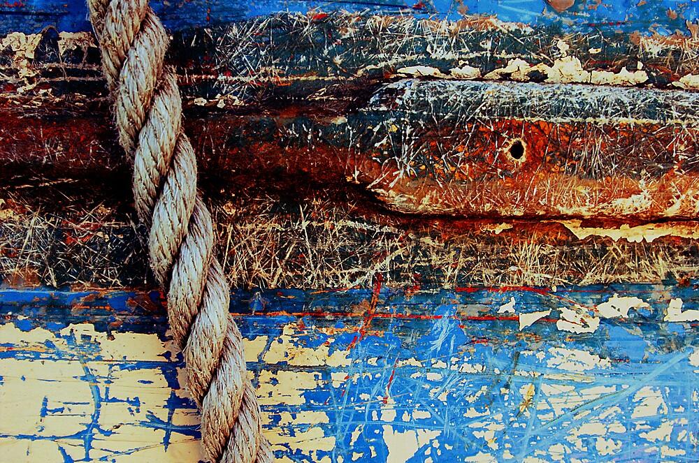 Flaking by Glen Birkbeck