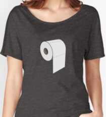 Toilet Paper Women's Relaxed Fit T-Shirt