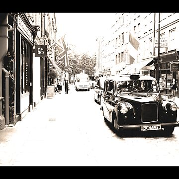 London street by MartianChild