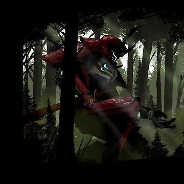 Harmony through the woods by itadakki