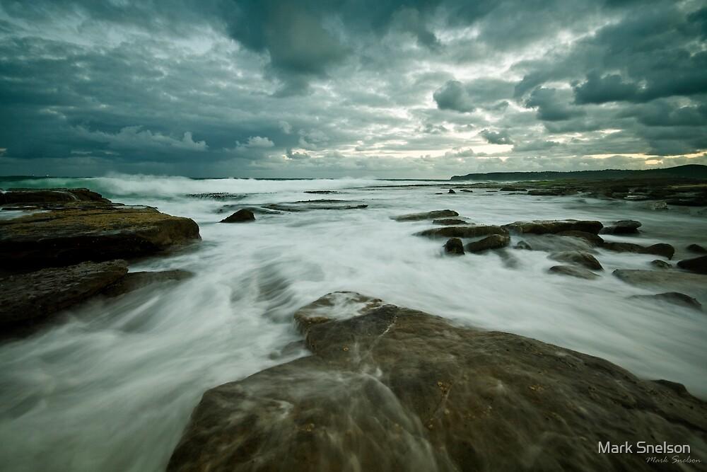 Merewether Rock Platform 7 by Mark Snelson