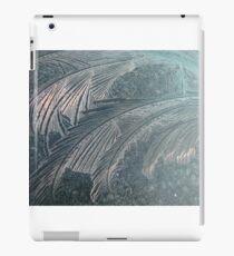 Iceflowers iPad Case/Skin
