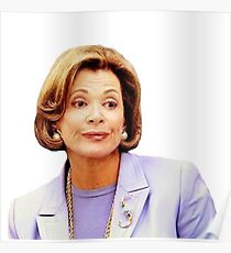Lucille Bluth Poster