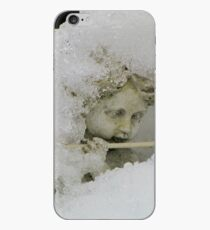 Still playing the flute iPhone Case