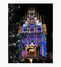 Christmas in Gouda Photographic Print