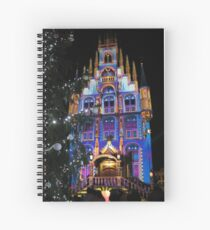 Christmas in Gouda Spiral Notebook