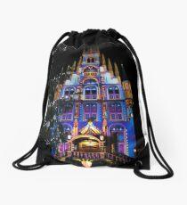 Christmas in Gouda Drawstring Bag