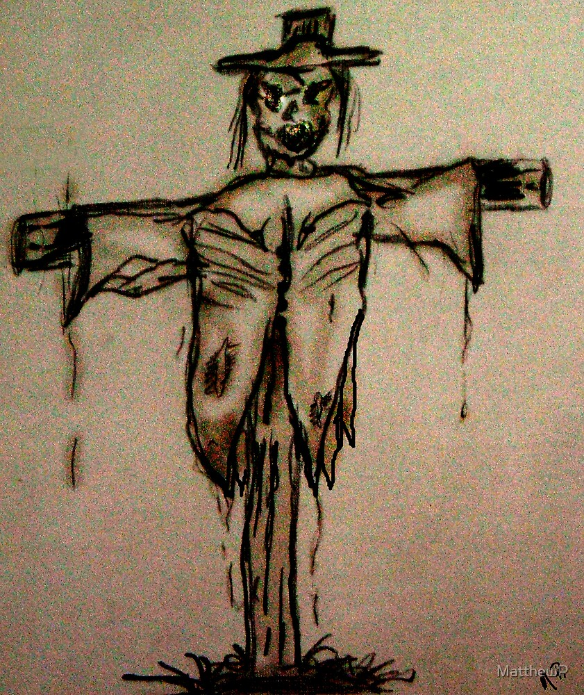 Scarecrow by MatthewP