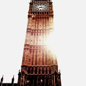 Big Ben by MartianChild