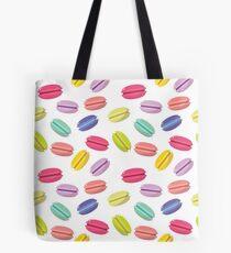 macaroon pattern Tote Bag