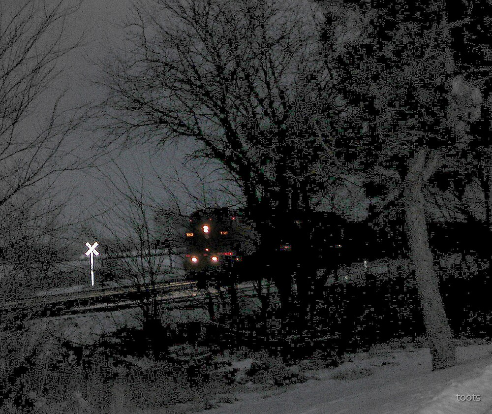 Night Train by toots