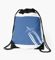Bon voyage! Drawstring Bag