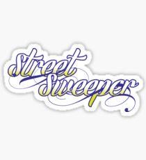 Street Sweeper Sticker