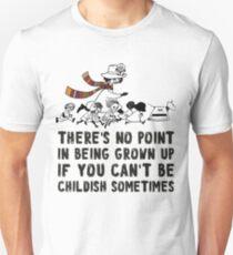 Childish Doctor Who  Unisex T-Shirt
