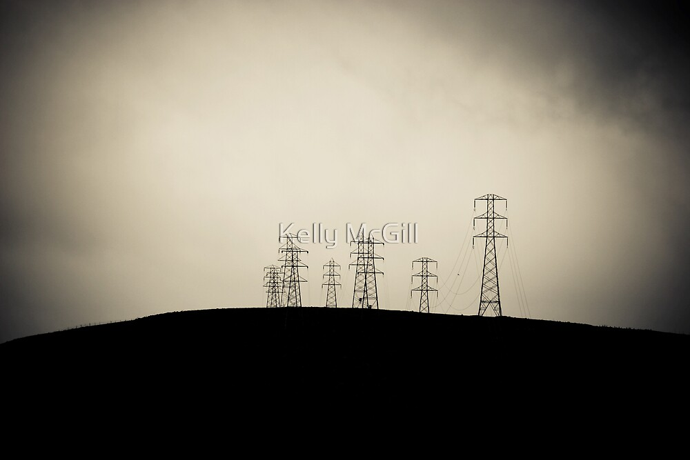 Towers of Power by Kelly McGill