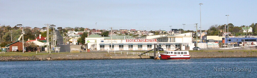 Torquay Ferry by Nathan Dooley