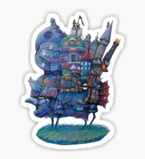 Fandom Moving Castle Sticker