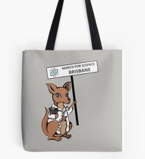 March for Science Brisbane – Kangaroo, full color Tote Bag