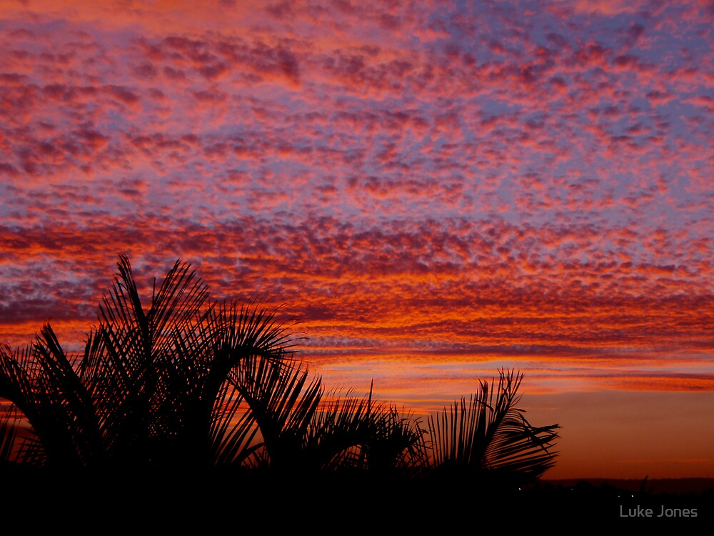 Daze end by Luke Jones