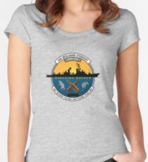 DDG-22 Midway Island attack, 1987 Women's Fitted Scoop T-Shirt