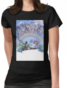 The Muppet Movie Womens Fitted T-Shirt