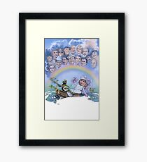 The Muppet Movie Framed Print