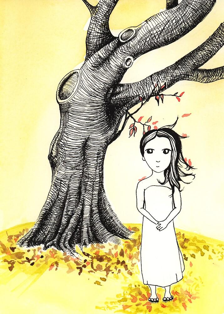 Tree Girl by Belinda Lindhardt
