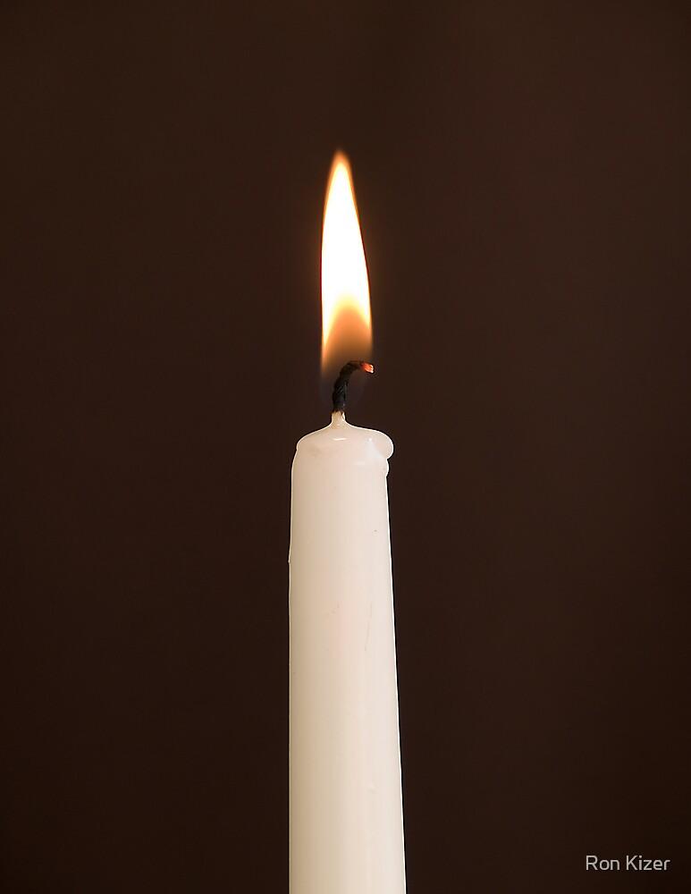 A Little Light by Ron Kizer