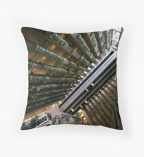 Hyatt San Francisco Throw Pillow