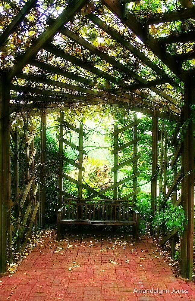 The Secret Garden by Amandalynn Jones