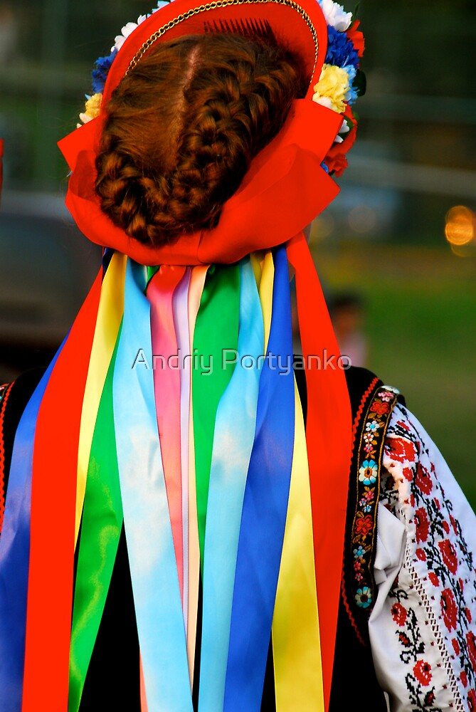 Colors of Ukraine by Andriy Portyanko