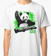 DJ Panda (vintage distressed look) Classic T-Shirt