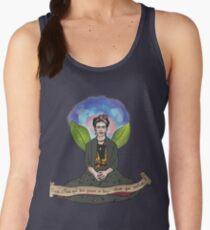 Frida Kahlo - alas para volar español  Women's Tank Top