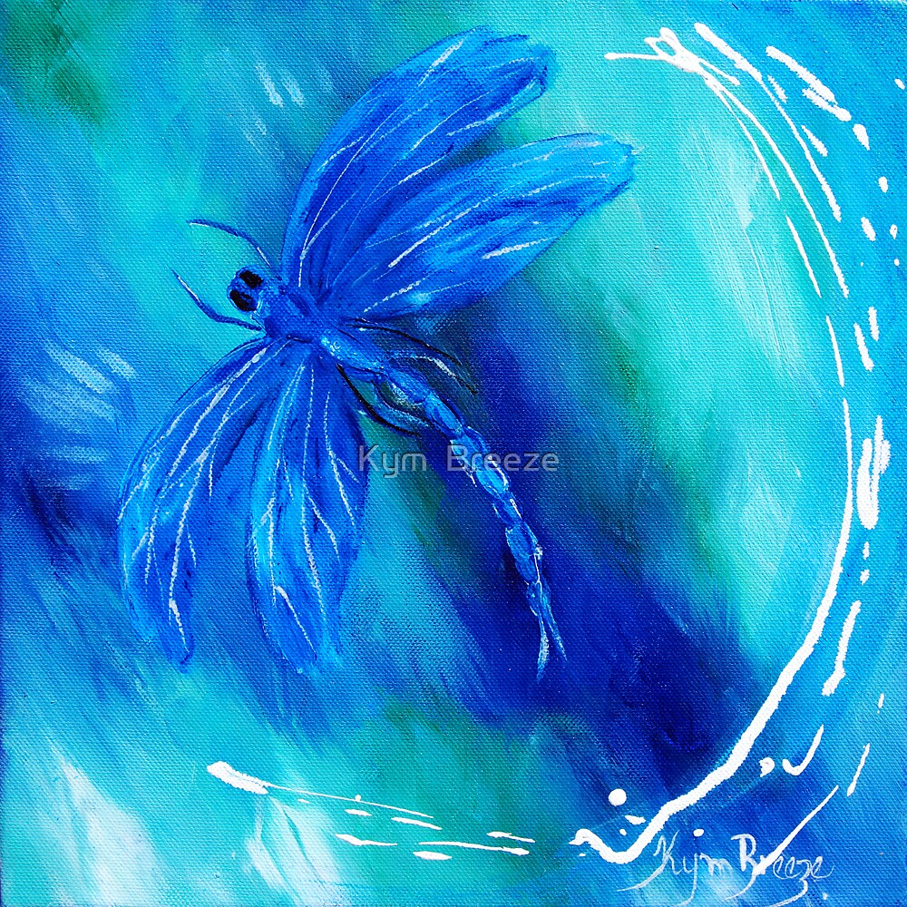 """Fly"" by Kym  Breeze"