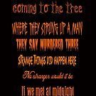 The Hanging Tree by sophielamb