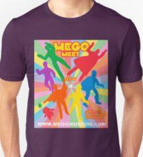 Mego Meet 2017 Logo Unisex T-Shirt