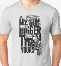 My Gun Unisex T-Shirt