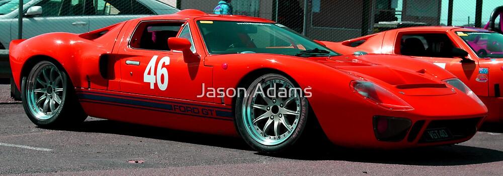 Race Day by Jason Adams