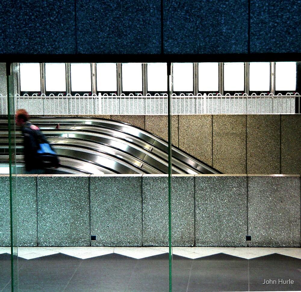 Escalator 1 by John Hurle