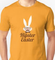 Easter Shirts - Hipster Easter Bunny Shirts and merchandise Unisex T-Shirt