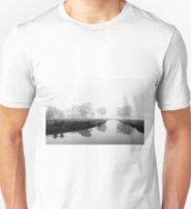 Thistles and reflections - Tongala, Victoria, Australia Unisex T-Shirt