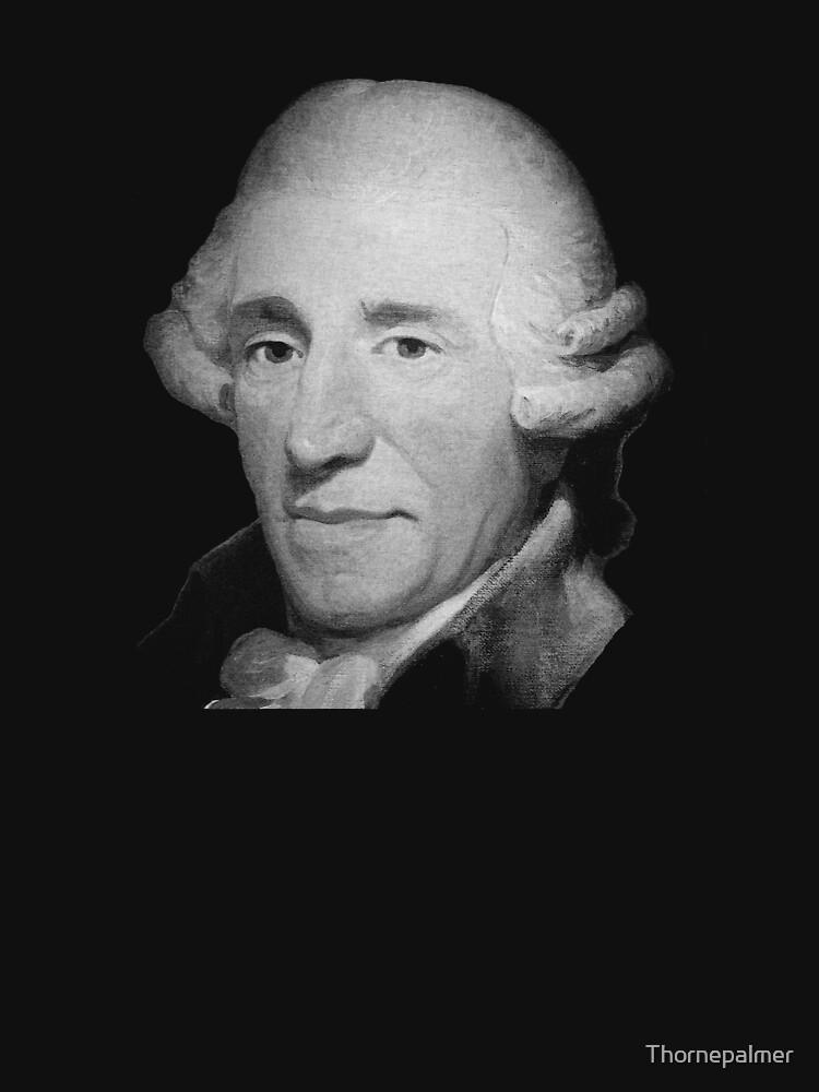 Franz Joseph Haydn by Thornepalmer