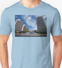 Plaza Platform Unisex T-Shirt