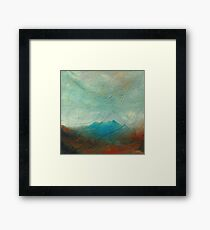 Perthshire Mountain Landscape Framed Print