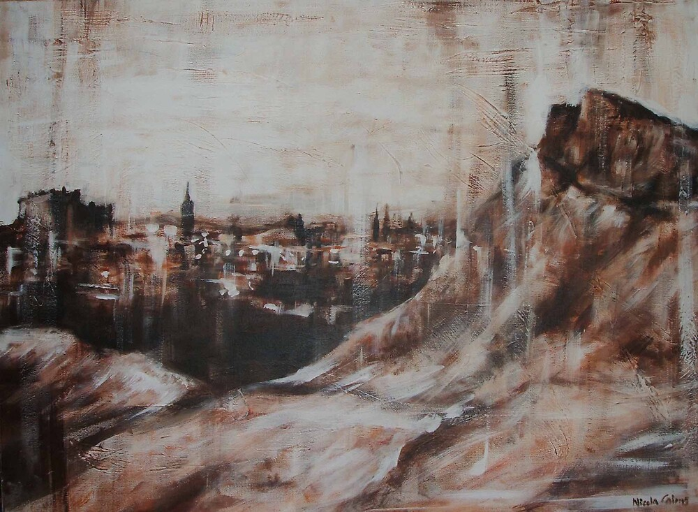 Cross The City by Nicola  Cairns