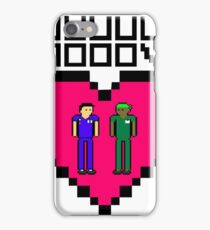 GUY LOVE iPhone Case/Skin