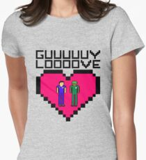 GUY LOVE Women's Fitted T-Shirt